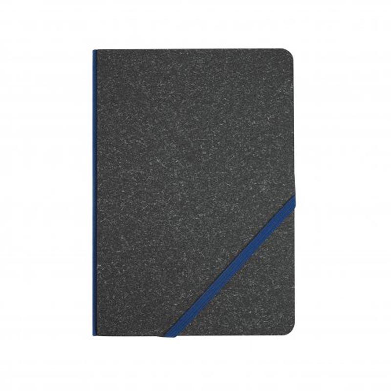 carnet publicitaire A5 kraftwork - coloris bleu