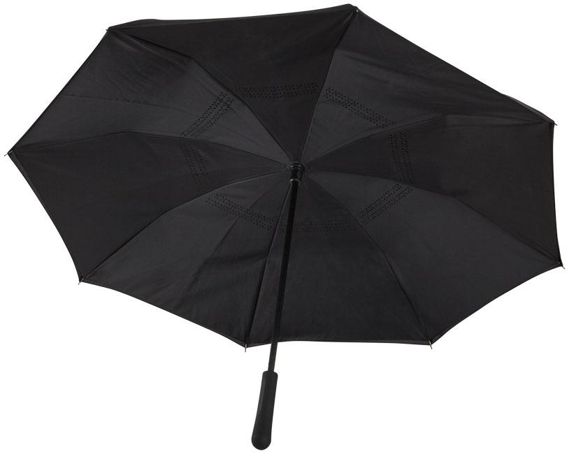 """Parapluie publicitaire réversible 23"""" Lima - cadeau d'entreprise de fin d'année"""