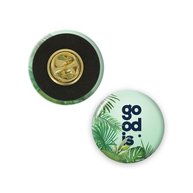 Pin's publicitaire Sixties - pin's promotionnel - goodies