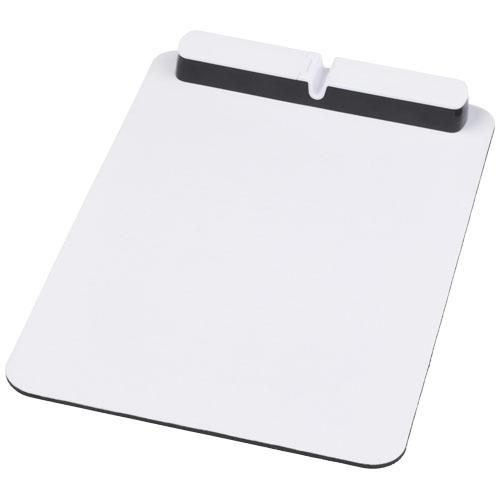 cadeau publicitaire bureau - tapis de souris et hub USB Cache
