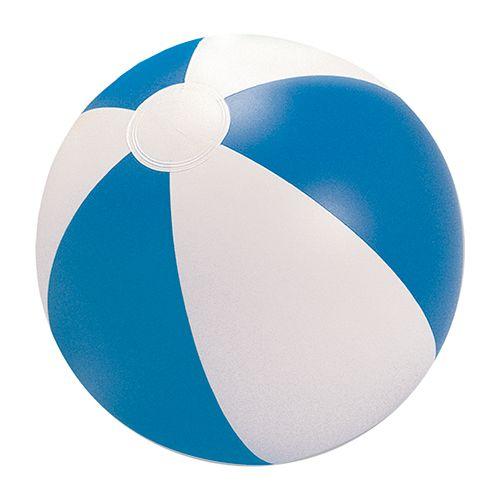 goodies plage - ballon de plage personnalisé Rio bleu