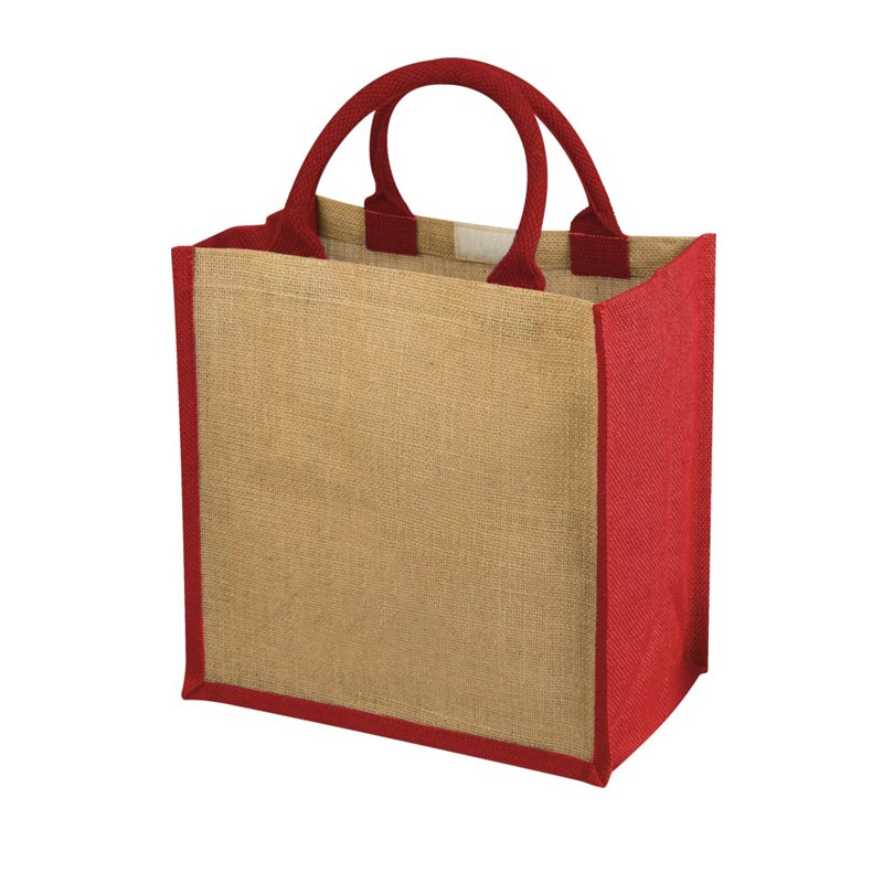 Sac shopping promotionnel en jute Chennai