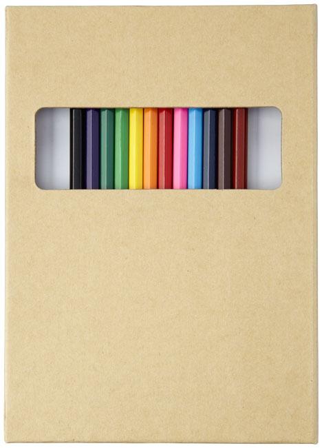 Set de coloriage Pabloc - objet publicitaire bien-être
