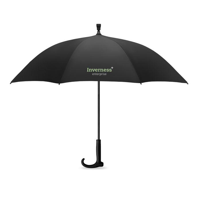 Cadeau d'entreprise - Parapluie personnalisé Stickbrella 2 fonctions