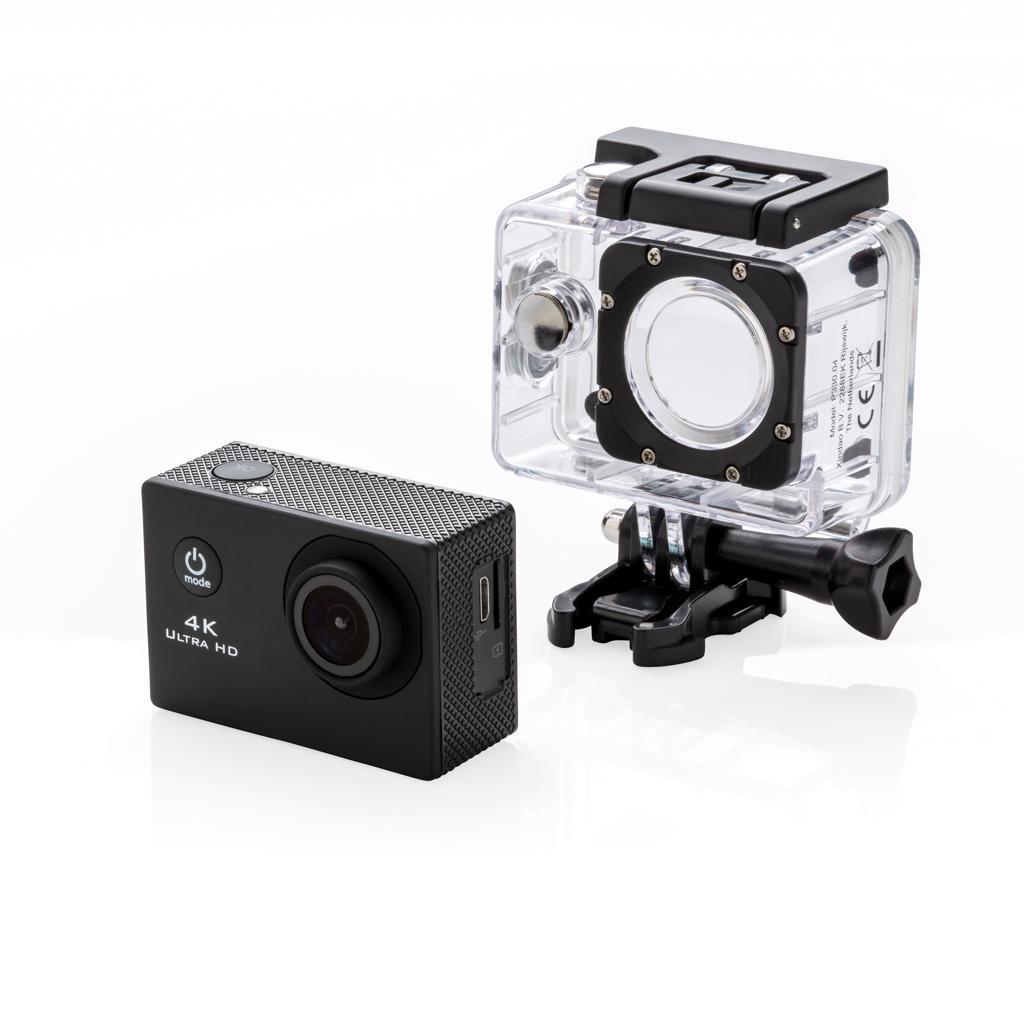 Caméra publicitaire 4K - Cadeau d'entreprise high-tech