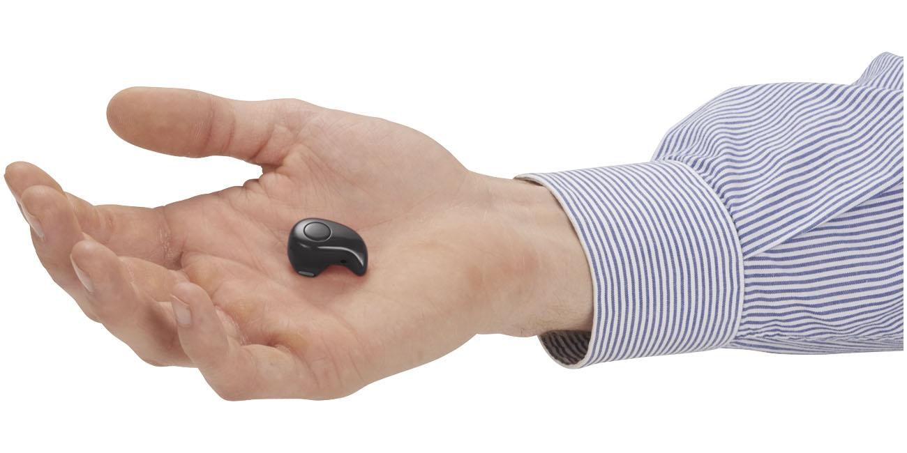 Oreillettes sans fil avec micro Mic - objet publicitaire high-tech