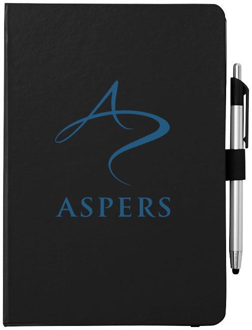 Carnet de notes A5 avec stylet stylo à bille A5