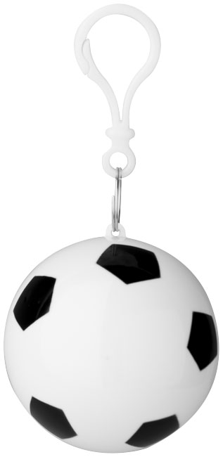 Poncho promotionnel Soccer Xina - goodies