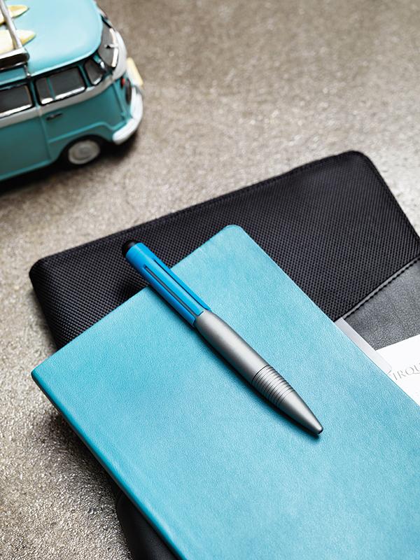 Accessoire publicitaire pour tablette - Stylo-stylet feutre Spin