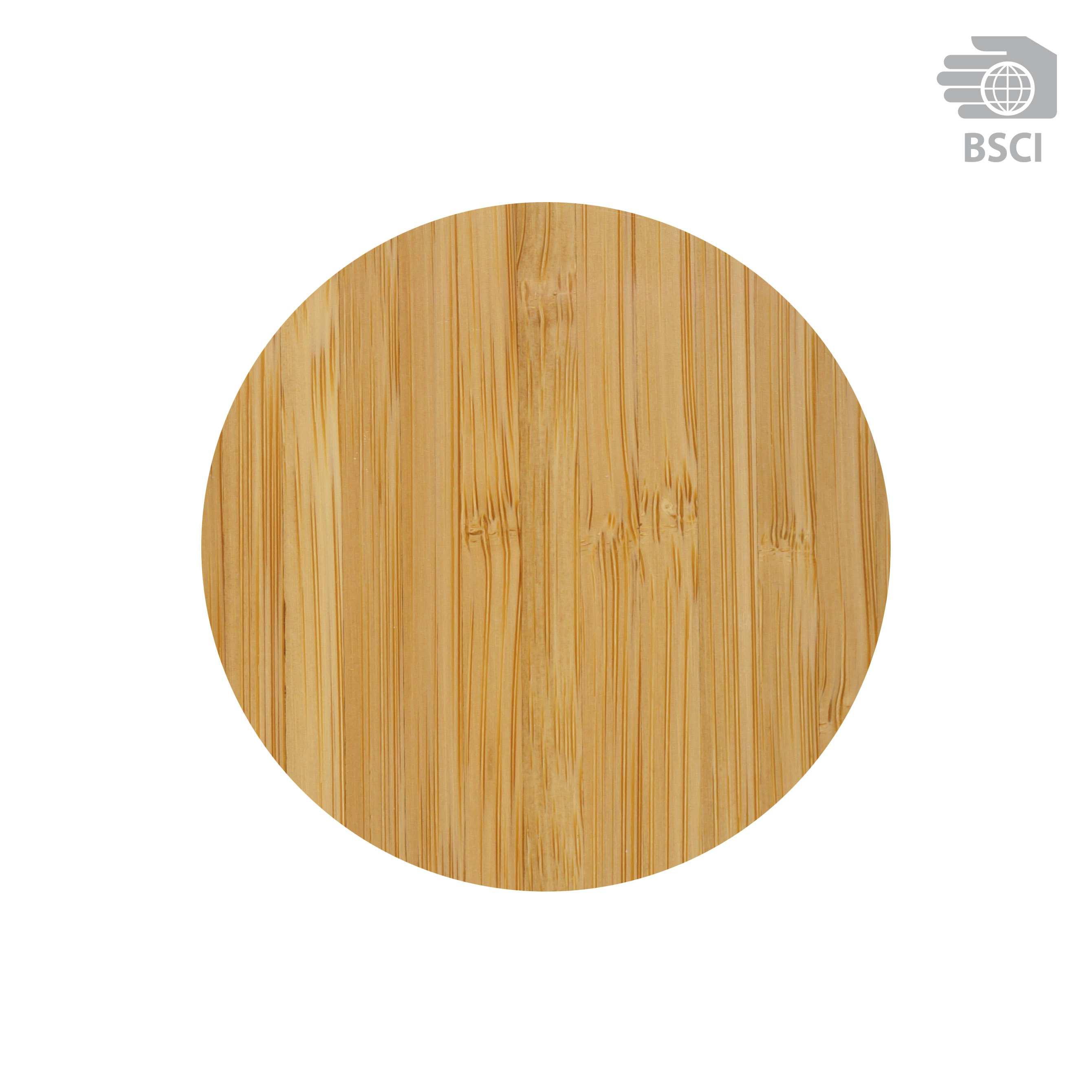 Chargeur publicitaire à induction Indubam - Chargeur personnalisé en bois