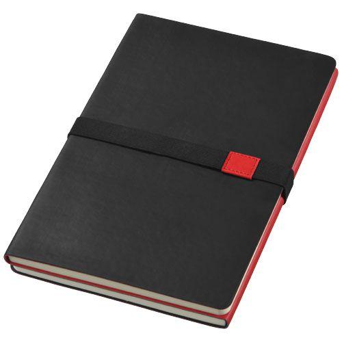 Bloc-notes personnalisable rouge