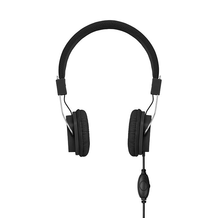 Casque audio publicitaire Decibel - Cadeau publicitaire high-tech