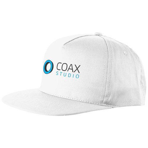 casquette blanche personnalisable