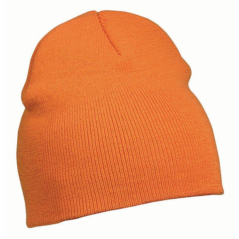 Bonnet publicitaire tricot sans revers Bobo - Cadeau promotionnel textile hiver