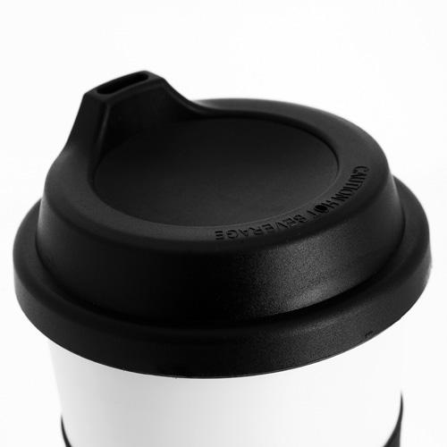 Mug personnalisable Marven noir en promotion