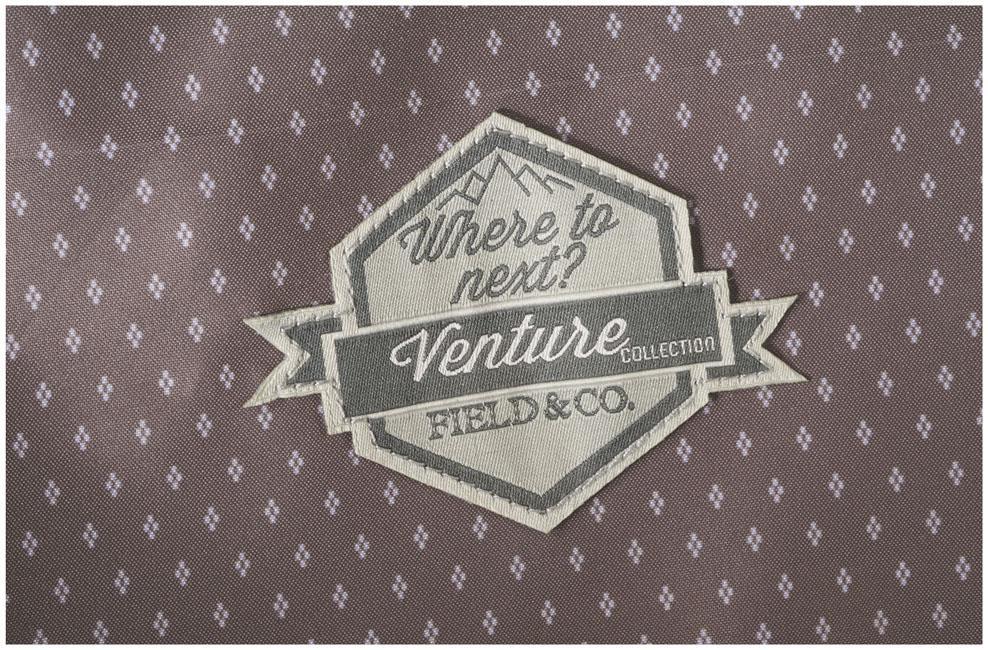 """Sac à dos publicitaire pour ordinateur 15"""" Venture Field & Co.® - cadeau publicitaire"""