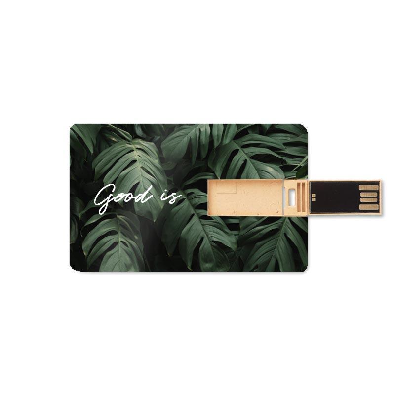 Clé USB en paille de blé Kernel