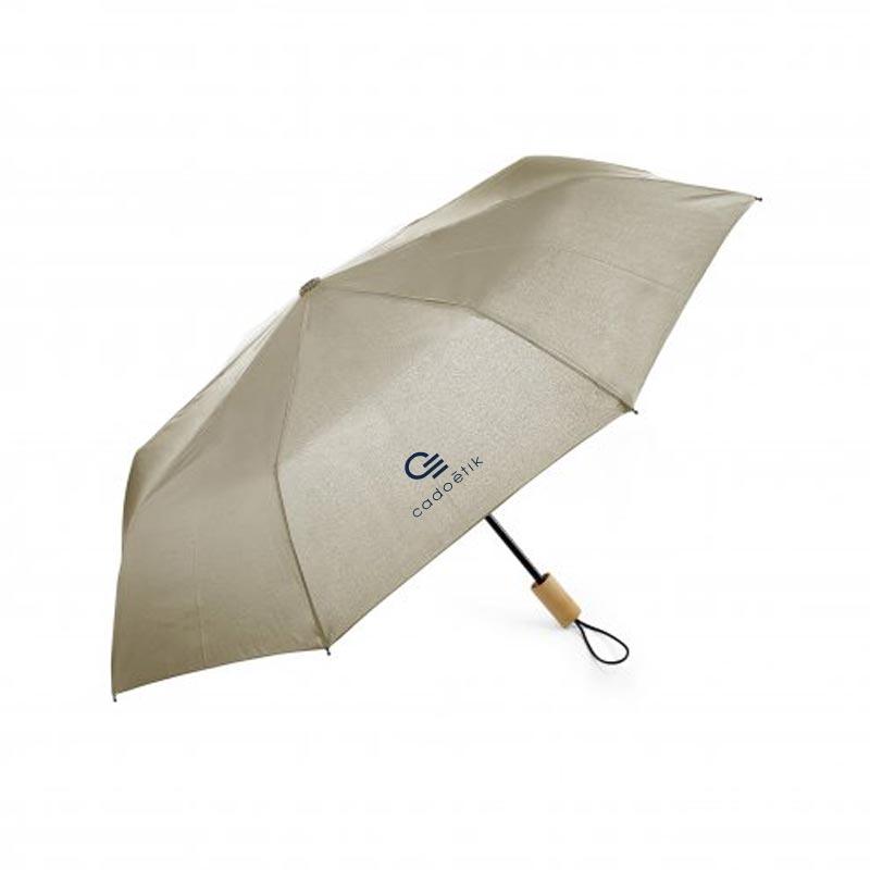 parapluie publicitaire pliable ecorain