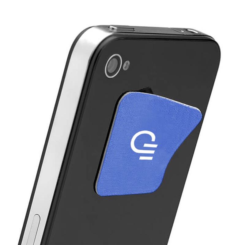 Sticky cleaner publicitaire en microfibre pour tablette STIM - Goodies entreprise