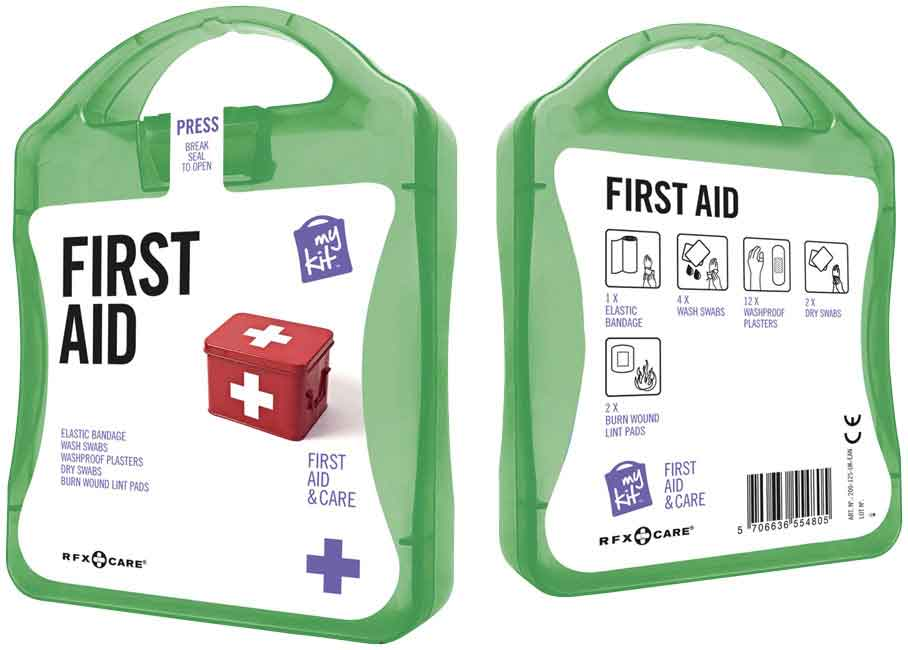 Goodies - Kit de premier secours MyKit