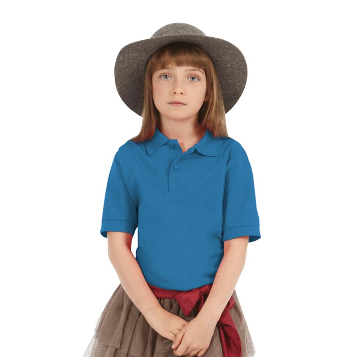 Polo personnalisé enfant Arthur 180 g/m²
