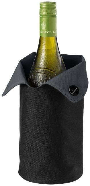 Housse refroidisseur à vin publicitaire Noron - cadeau d'entreprise pour Noël