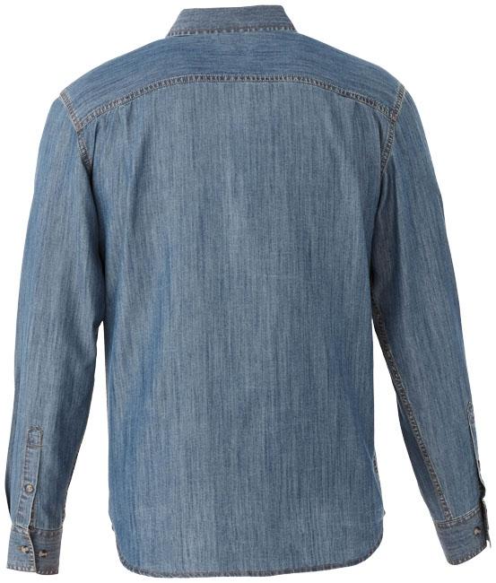Chemise publicitaire manches longues Sloan - Objet promotionnel textile