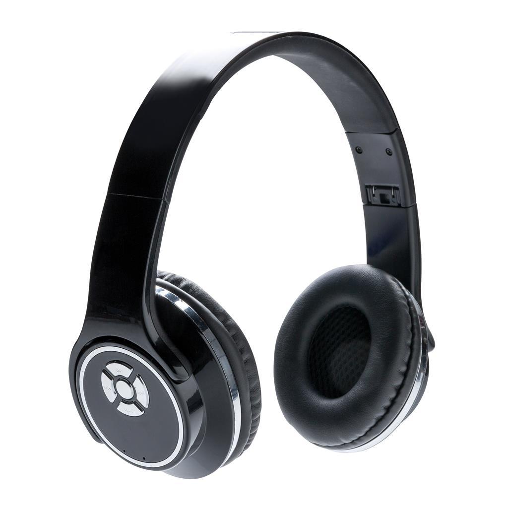 Casque publicitaire et haut-parleur 2 en 1 Sharing - casque audio personnalisé