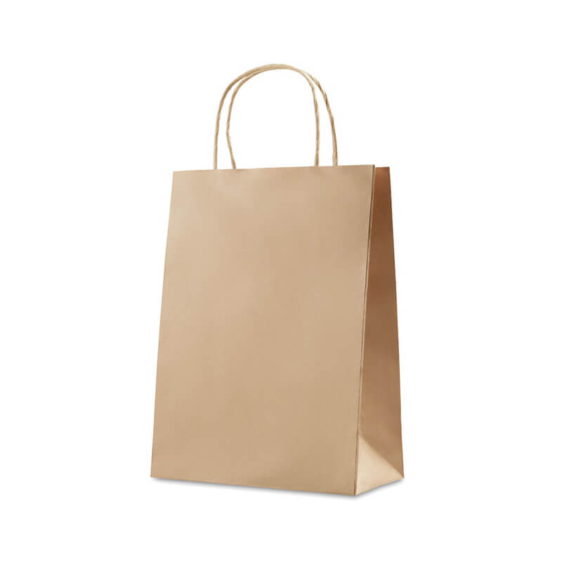 Sac en papier promotionnel Medium