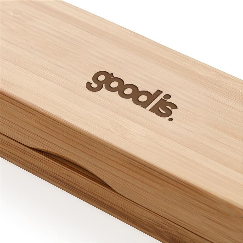Stylo à bille Bamboo en boîte