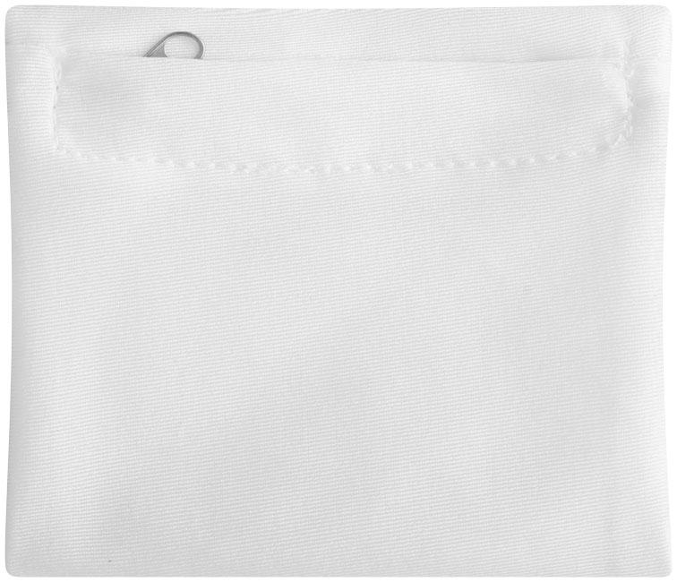 Pochette de rangement publicitaire zippée Squat - bleu marine
