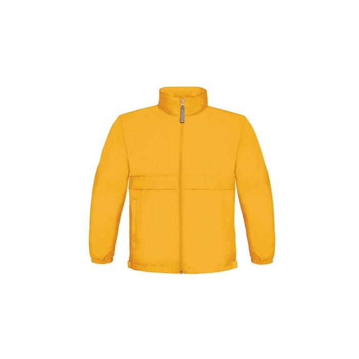 Textile promotionnel - Coupe vent personnalisable enfant 70 g/m² Sirocco