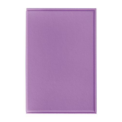 Etui cartes de crédit personnalisé Bily - Porte-cartes publicitaire violet