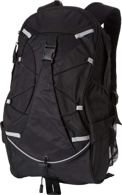 sac à dos publicitaire Hikers noir