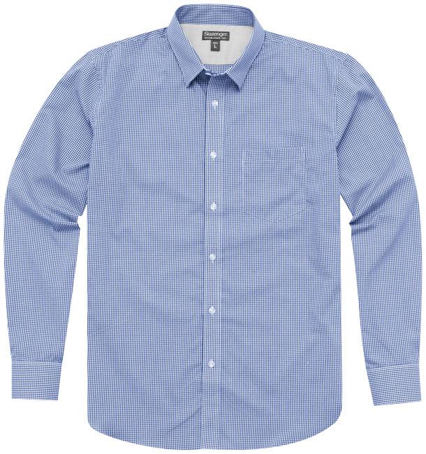 Chemise promotionnelle homme Slazenger™ Net - chemise publicitaire personnalisé
