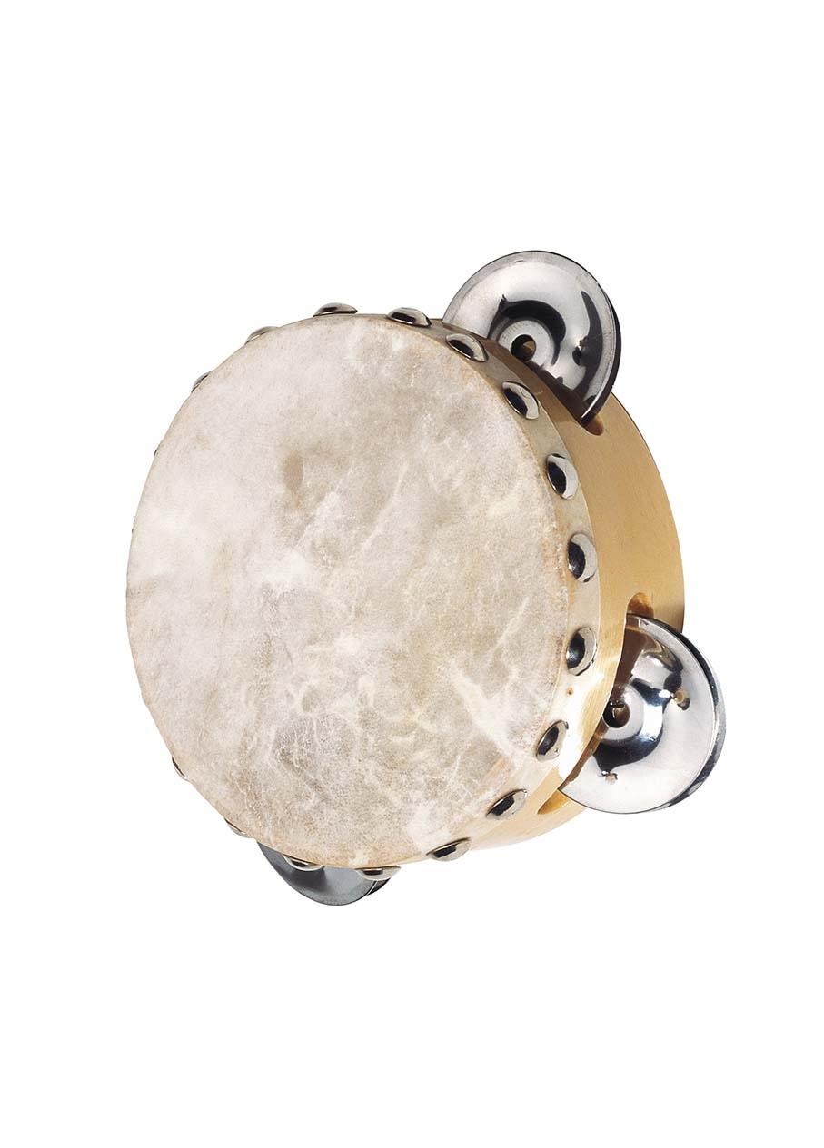 Cadeau d'entreprise enfant - tambourin, musique