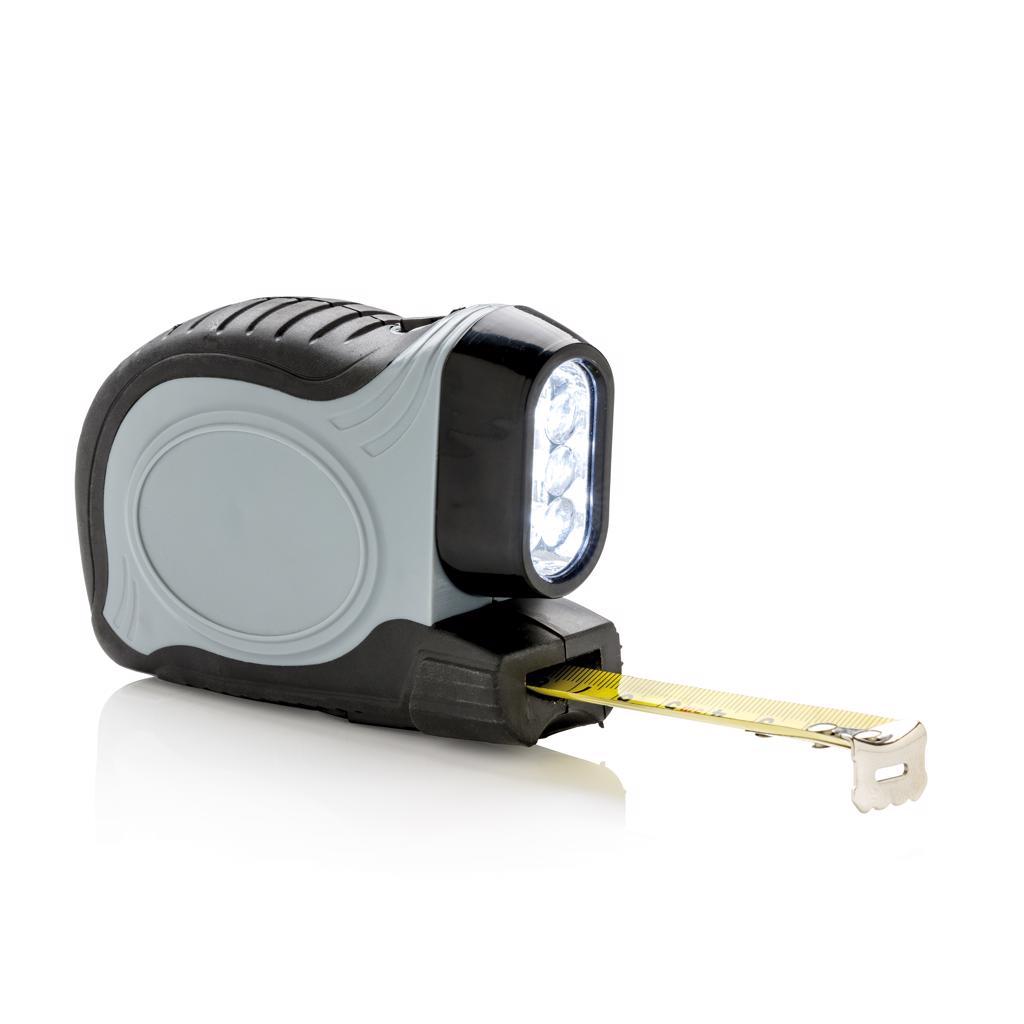 Outil de bricolage personnalisable - Mètre ruban personnalisable Lumimetre