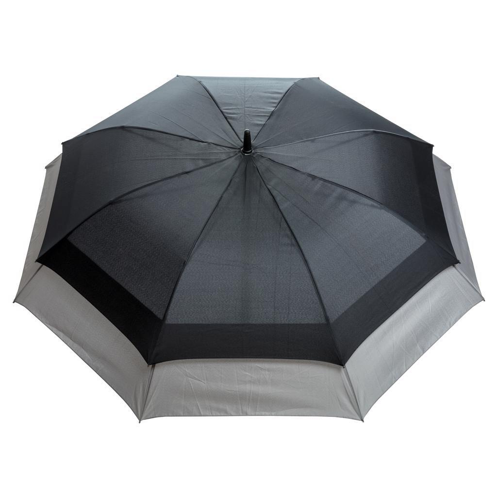 Parapluie publicitaire extensible Swiss Peak Cologne