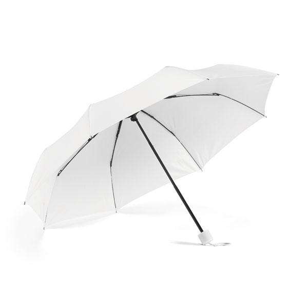Parapluie pliable publicitaire Cormoran jaune