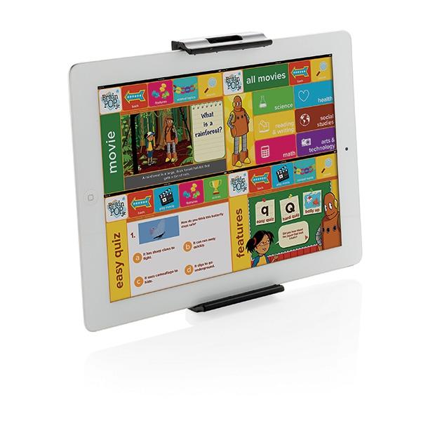Objet publicitaire - Support tablette personnalisé pour siège arrière de voiture