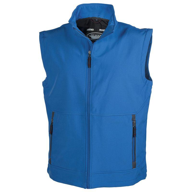 Gilet publicitaire sans manches Pen Duick® Fastnet bleu navy - bodywarmer publicitaire