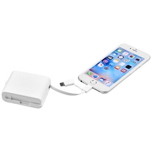 cadeau publicitaire high-tech - batterie de secours personnalisable Galaxy 5000 mAh