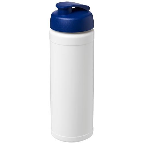 Bouteille de sport publicitaire Baseline® Plus 750 ml avec couvercle à clapet - Gourde sport publicitaire