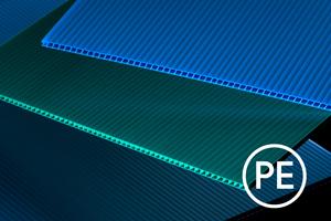 matière pe - polyéthylène cadoetik