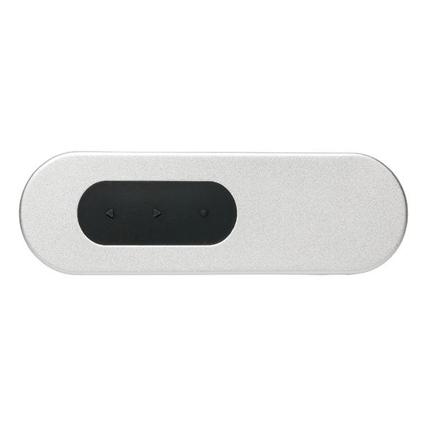 Cadeau publicitaire - Pointeur laser publicitaire et télécommande de présentation Flat