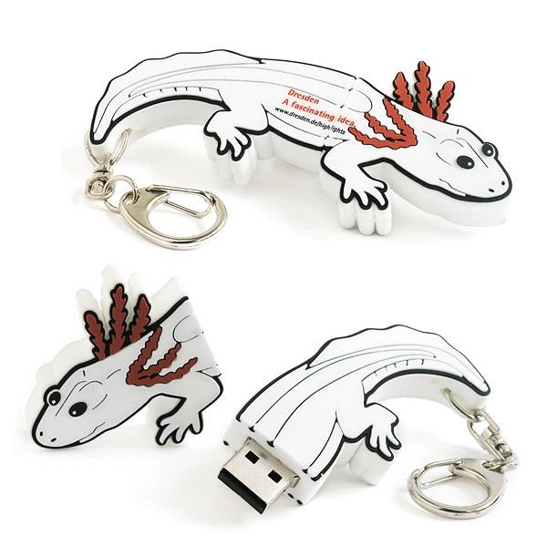 Clé USB publicitaire 2D - Objet promotionnel