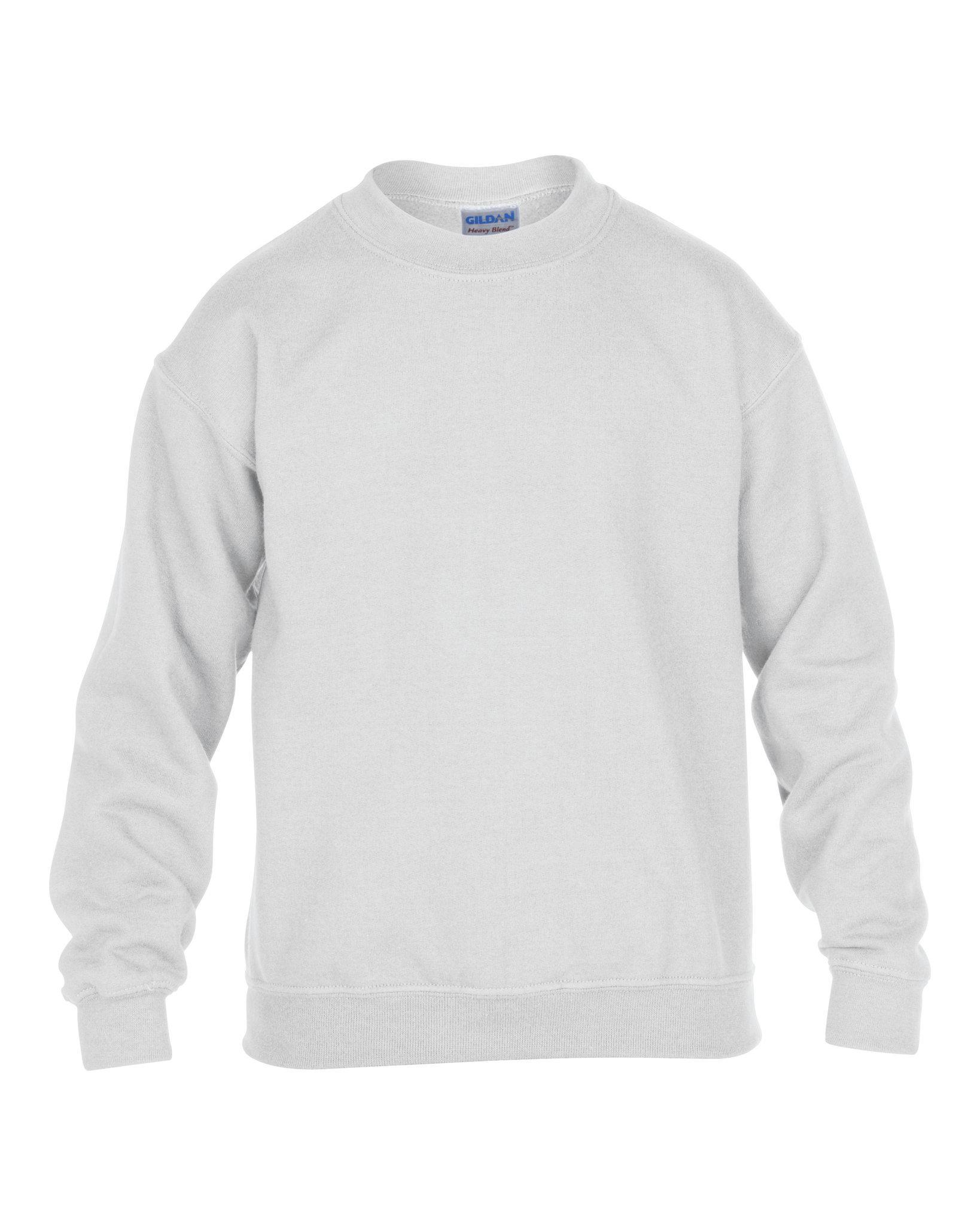 Sweatshirt promotionnel Crewneck bleu royal - sweatshirt publicitaire