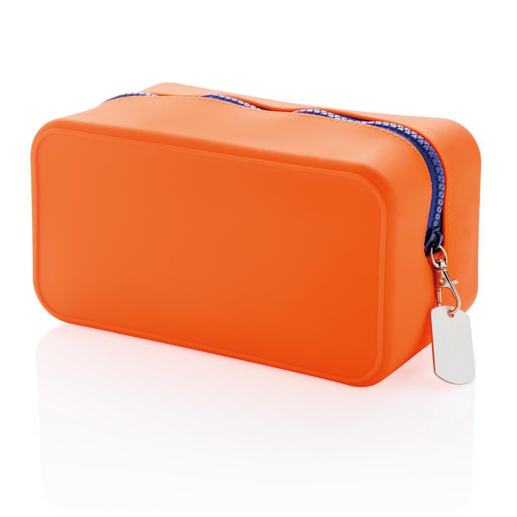 Trousse de toilette personnalisée Daily - orange