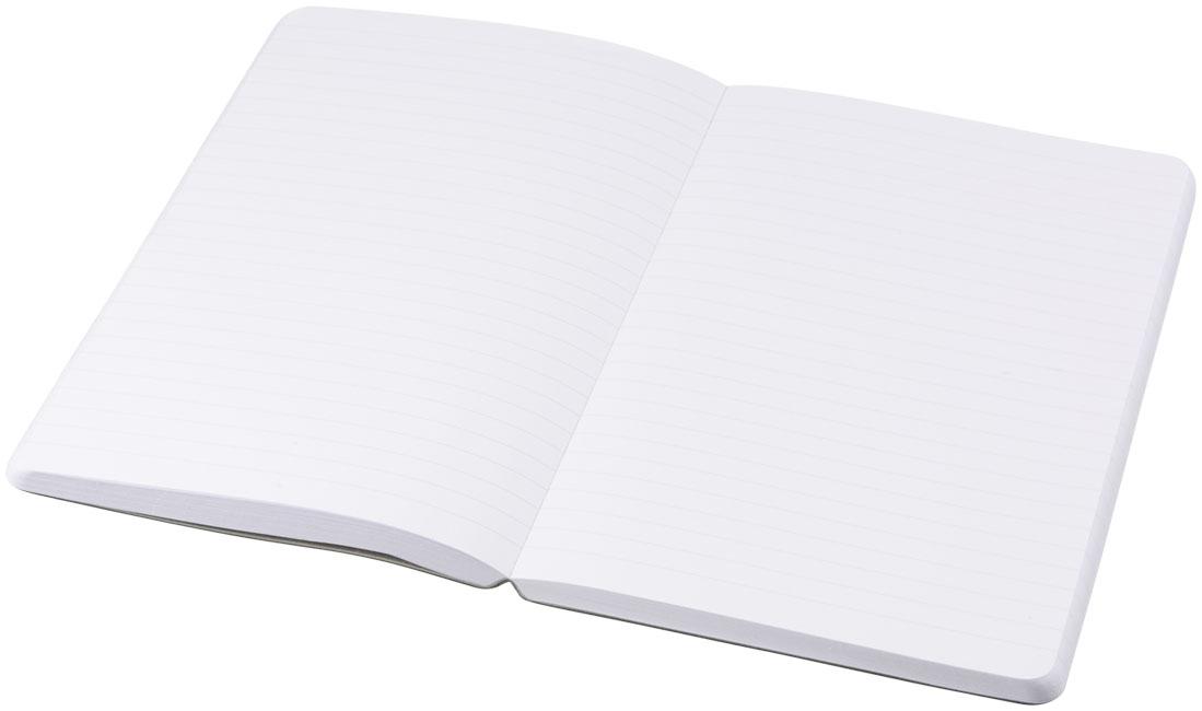 Bloc-notes personnalisable de poche Reflexa 360° A5 - papeterie personnalisée