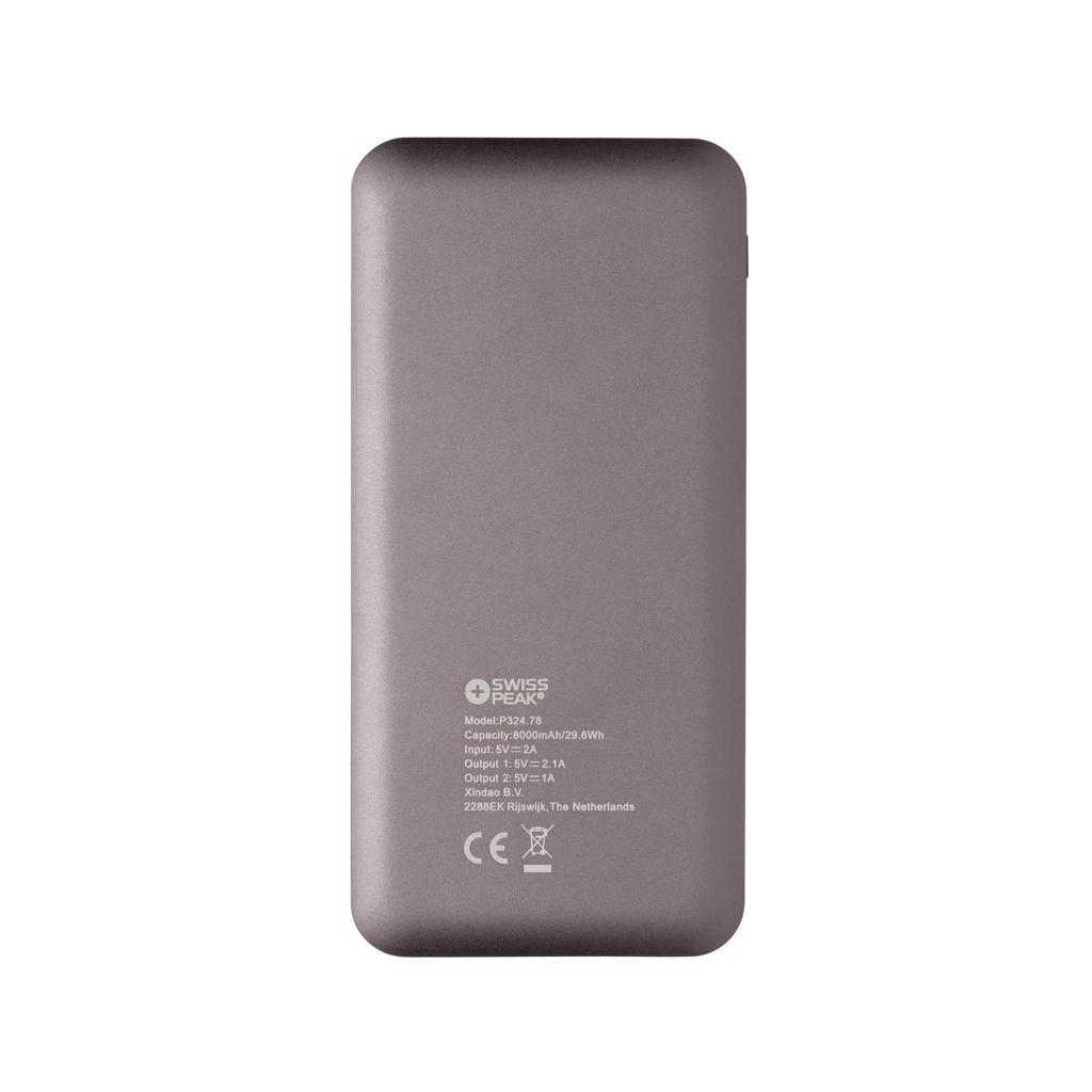 Batterie de secours publicitaire avec écran Digital - Cadeau d'entreprise high-tech